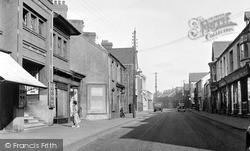 Pontarddulais, St Teilo Street 1954