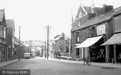 Pontarddulais, St Teilo Street c.1945