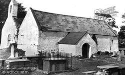 Pontarddulais, The Old Parish Church c.1955