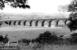 Pontarddulais, The Viaduct c.1945