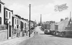 Pontarddulais, Tynybonau Road c.1955