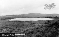 Pontdolgoch, Llyn Mawr c.1965