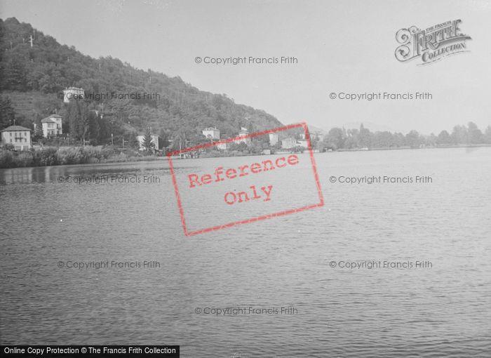 Photo of Ponte Tresa, c.1935