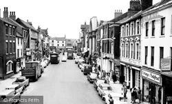 Market Place 1964, Pontefract