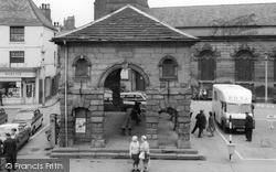 The Buttercross 1964, Pontefract