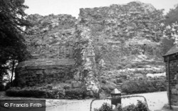 The Castle 1949, Pontefract