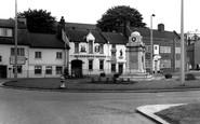 Pontefract, Town End c1965
