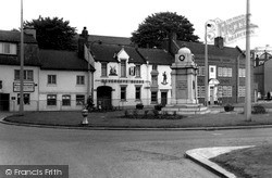 Town End c.1965, Pontefract