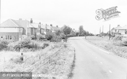 Ponteland, Cheviot View c.1955