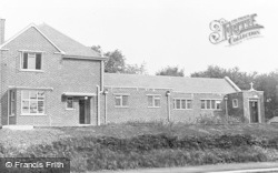 Ponteland, St Matthew's Church c.1955
