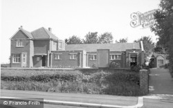 Ponteland, St Matthew's Roman Catholic Church c.1955