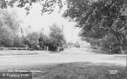 Ponteland, The Beeches c.1955