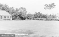 Ponteland, The Bowling Green c.1955