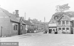 Ponteland, The Village c.1955