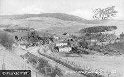 Ponterwyd, General View c.1955