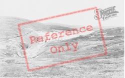 Ponterwyd, Nant-Y-Moch Dam c.1955