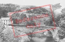 Ponterwyd, Rheidol River c.1955