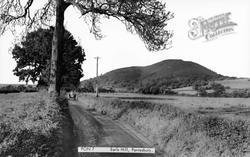 Earls Hill c.1960, Pontesbury