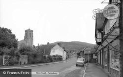 Main Road c.1960, Pontesbury