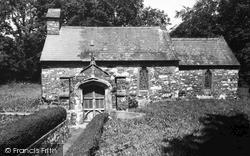Church Of St Brynach c.1955, Pontfaen