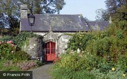 Church Of St Brynach c.1980, Pontfaen