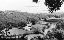Gwaun Valley c.1955, Pontfaen