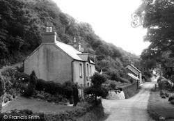 The Dyffryn Arms, Gwaun Valley c.1955, Pontfaen