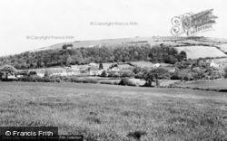 Pontgarreg, General View c.1955