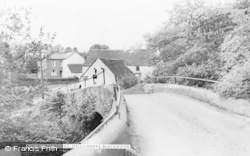 Pontllanfraith, The Bridge, Gelligroes c.1965