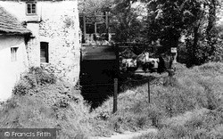 Pontllanfraith, The Old Mill c.1965