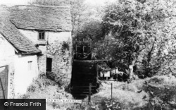 Pontllanfraith, The Old Mill, Gelligroes c.1960
