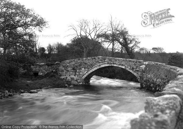 Pontllyfni, Pont-y-Cim c1940