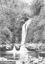 Pontneddfechan, Crooked Enions Fall 1893
