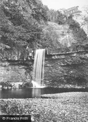 Pontneddfechan, Lady Fall 1893