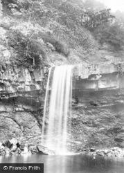 Pontneddfechan, Lady Falls 1893