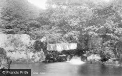 Pontneddfechan, On The Little Neath 1893