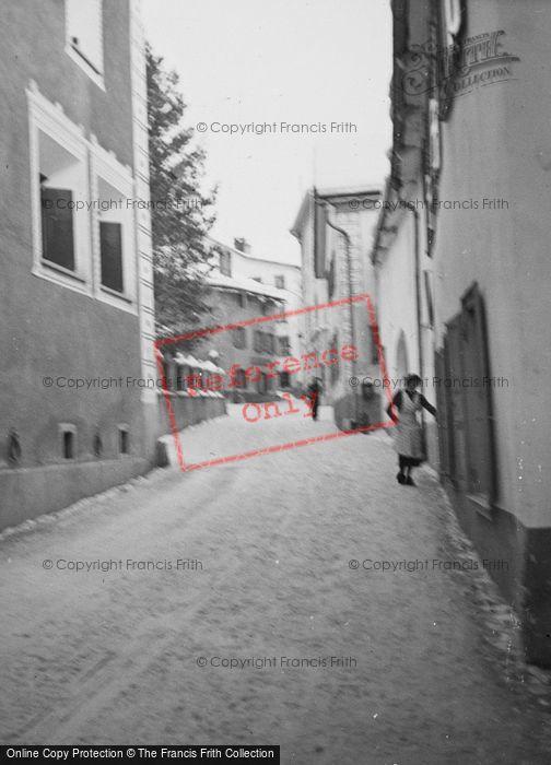 Photo of Pontresina, c.1937