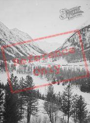 The Mountains c.1937, Pontresina