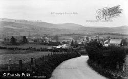General View c.1955, Pontrhydfendigaid