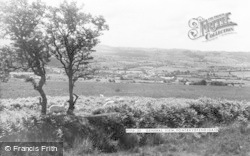 Pontrhydfendigaid, General View c.1960