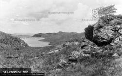 Llyn-Teifi Pools c.1955, Pontrhydfendigaid