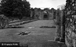 Strata Florida Abbey 1961, Pontrhydfendigaid