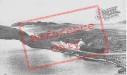 Pontrhydfendigaid, Teifi Pools c.1955