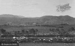 Pontrhydfendigaid, The Hills c.1950