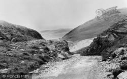 Pontrhydfendigaid, The Mountain Road c.1960