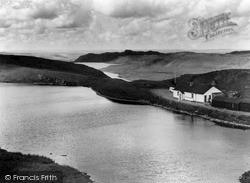 Pontrhydfendigaid, The Teifi Pools c.1960