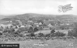 Pontrhydygroes, General View c.1955