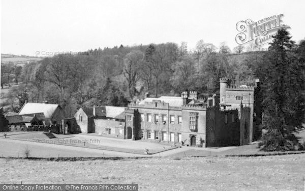 Photo of Pontrilas, Kentchurch Court c.1935