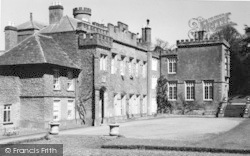 Pontrilas, Kentchurch Court c.1935