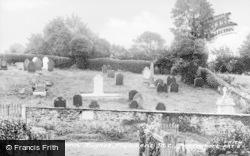 Bedd John Hughes, Mynwent M.C. c.1955, Pontrobert